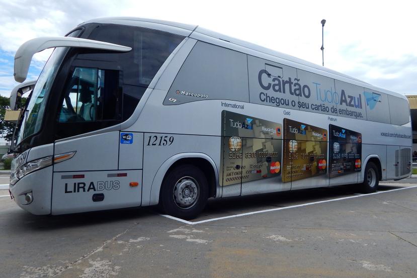 Azul oferece traslado entre terminais do aeroporto de Guarulhos